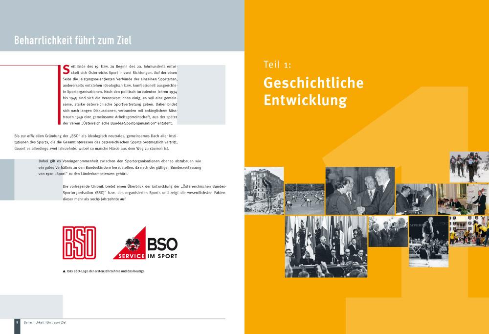 60 Jahre BSO – Geschichtliche Entwicklung