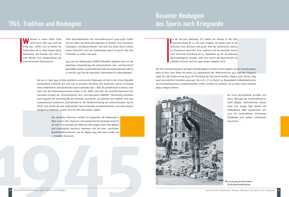 60 Jahre BSO – Tradition und Neubeginn