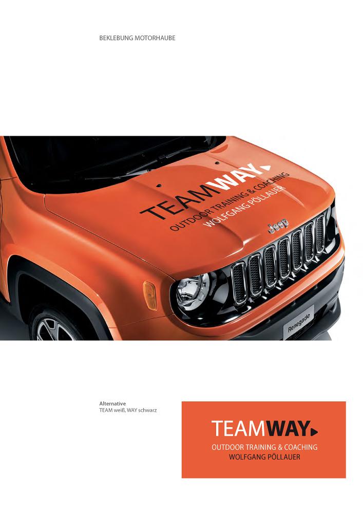 Teamway – Manual Autobeklebung Innenseite