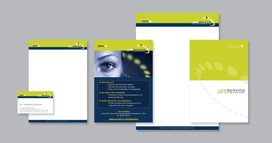 CD Jobservice Uni Klagenfurt