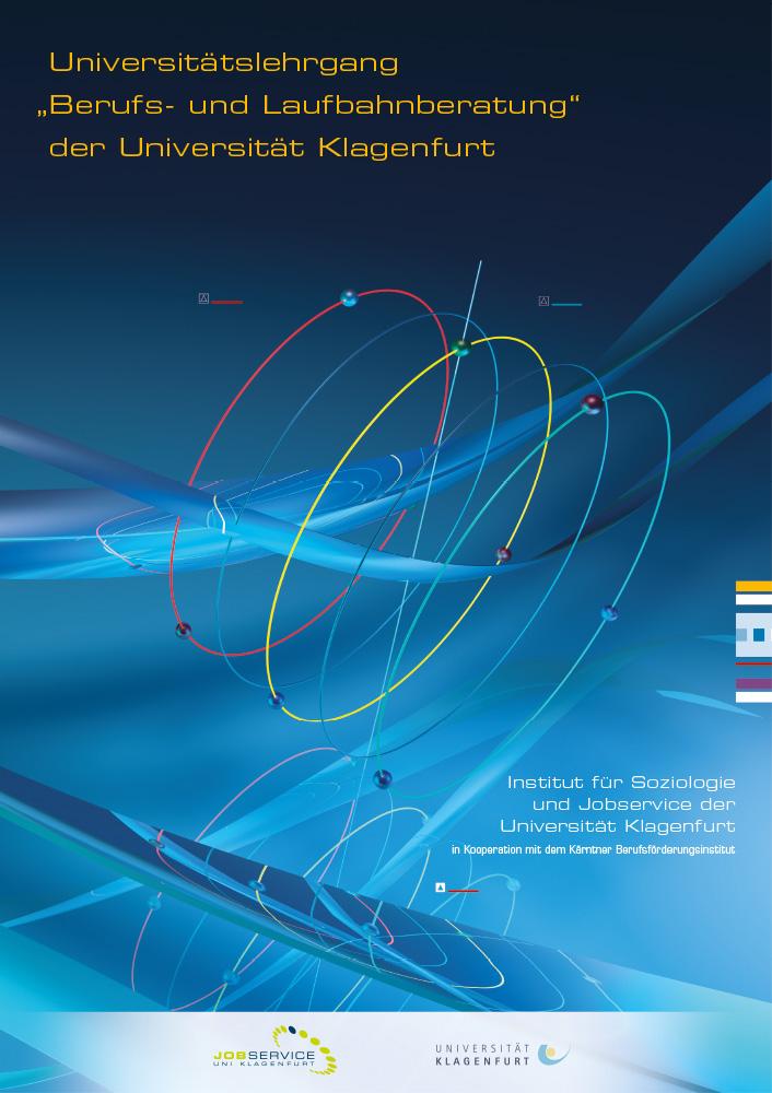 Career Management Broschüre – Titelseite