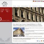 Website Hotel Pension Riede