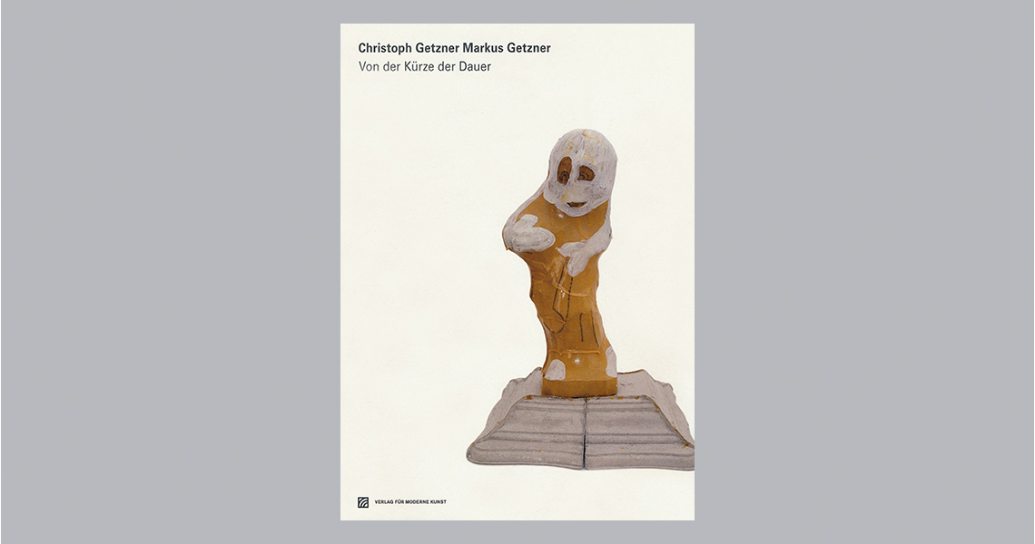 Ausstellungkatalog Getzner