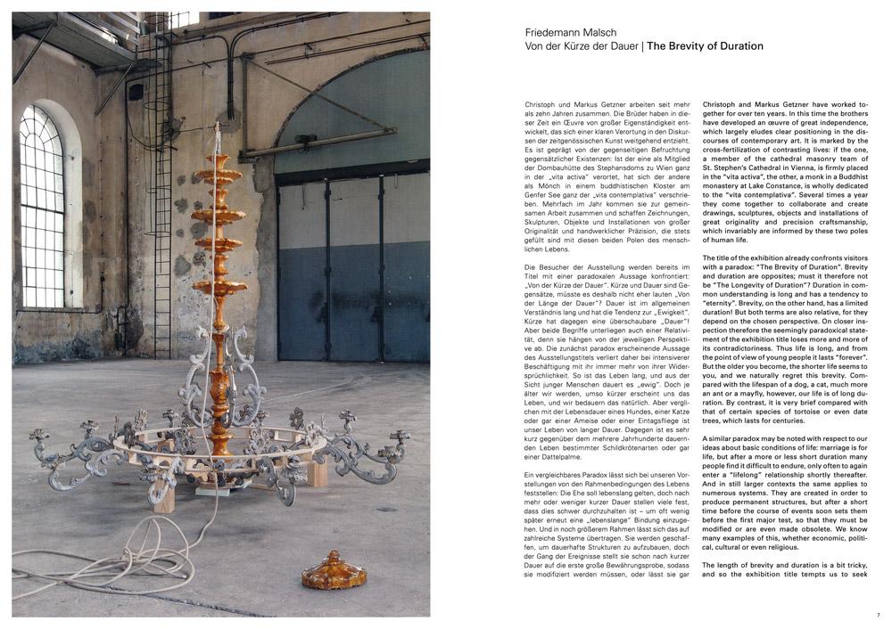 Getzner Katalog Seite 6-7