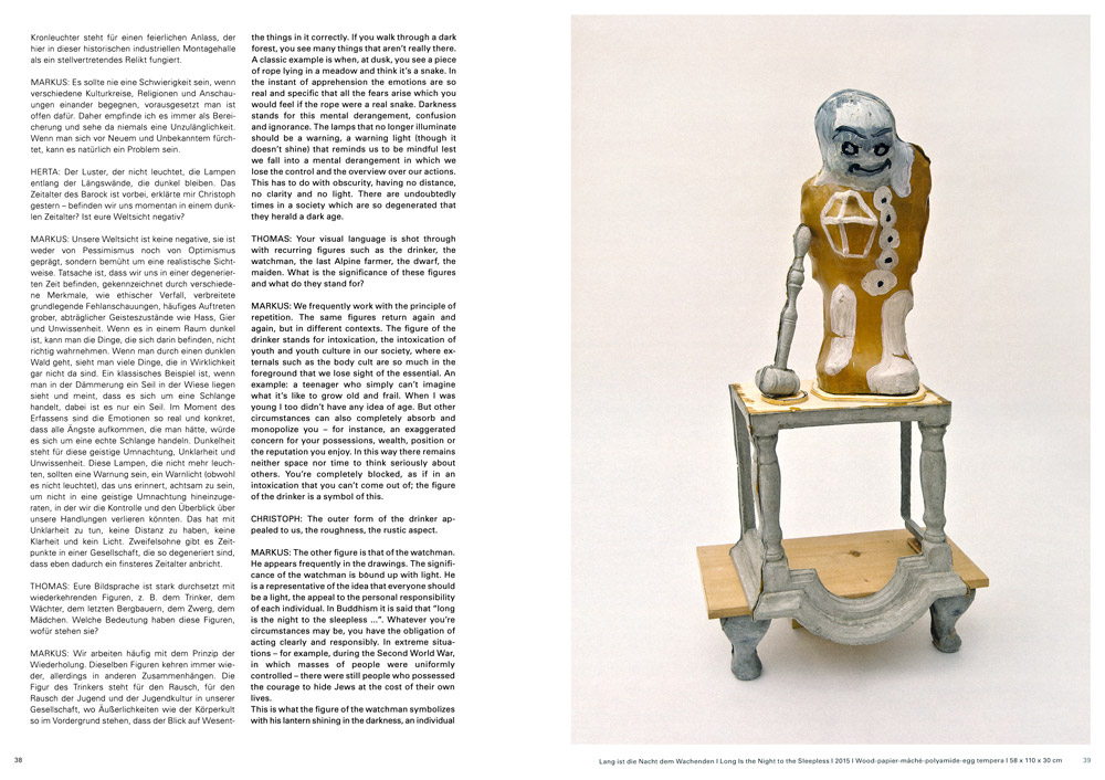 Getzner Katalog Seite 38-39
